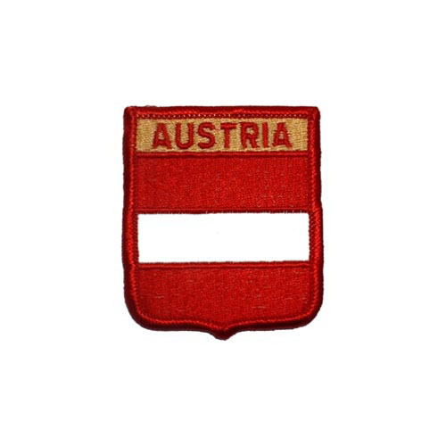 Patch-Austria Shield