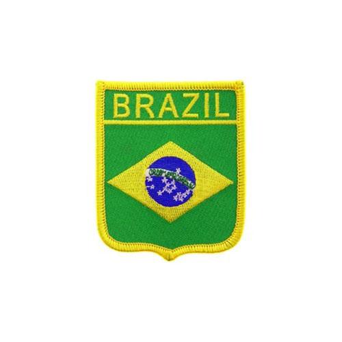 Patch-Brazil Shield