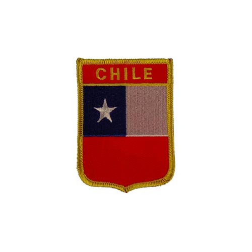 Patch-Chile Shield