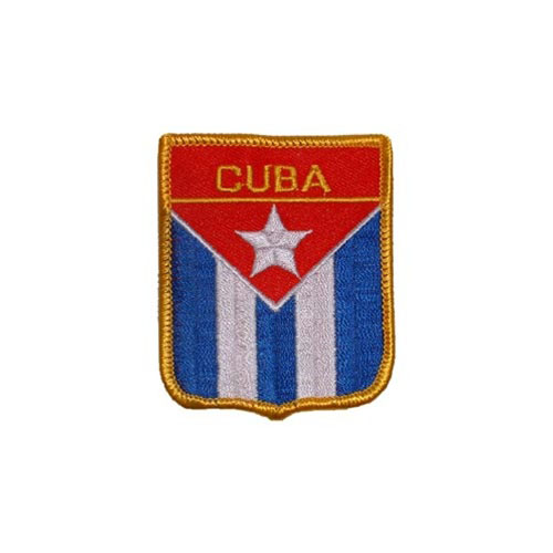 Patch-Cuba Shield
