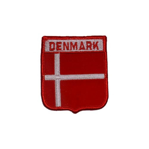 Patch-Denmark Shield