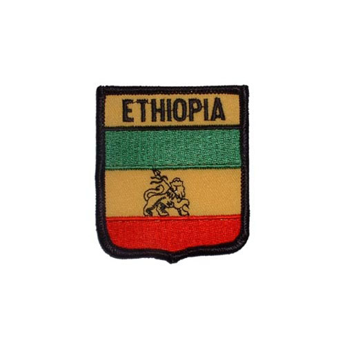Patch-Ethiopia Shield