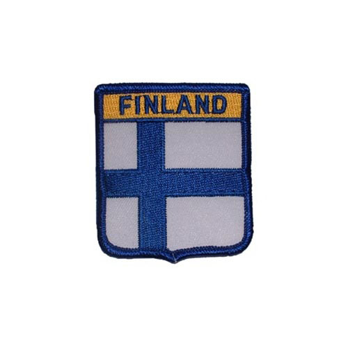 Patch-Finland Shield