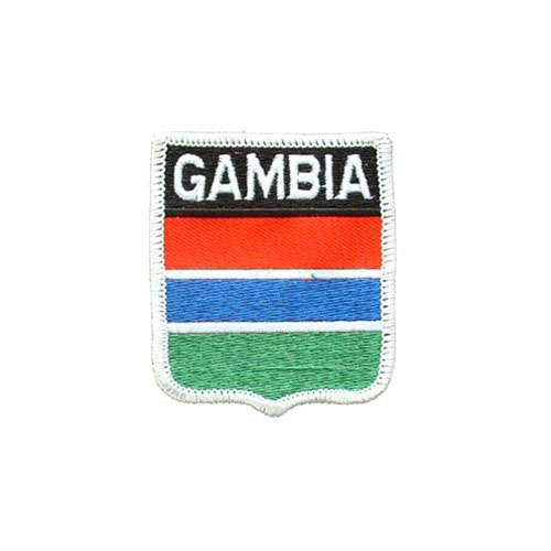 Patch-Gambia Shield