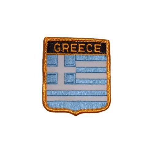 Patch-Greece Shield