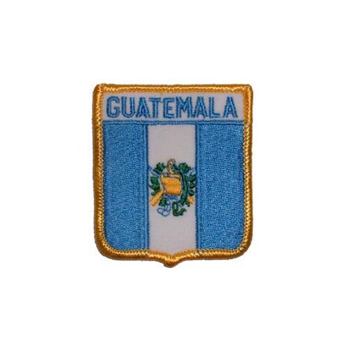 Patch-Guatemala Shield