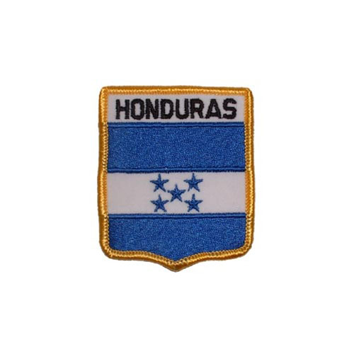 Patch-Honduras Shield