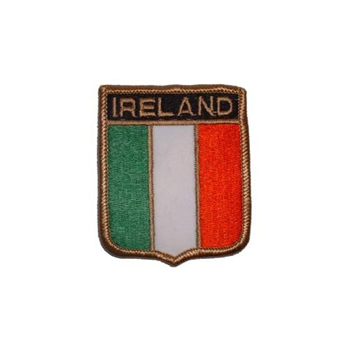 Patch-Ireland Shield
