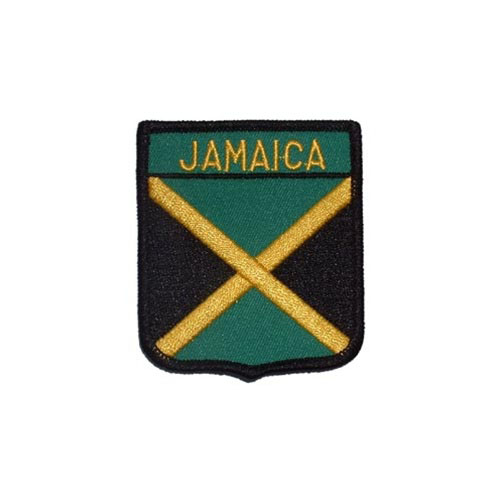 Patch-Jamaica Shield