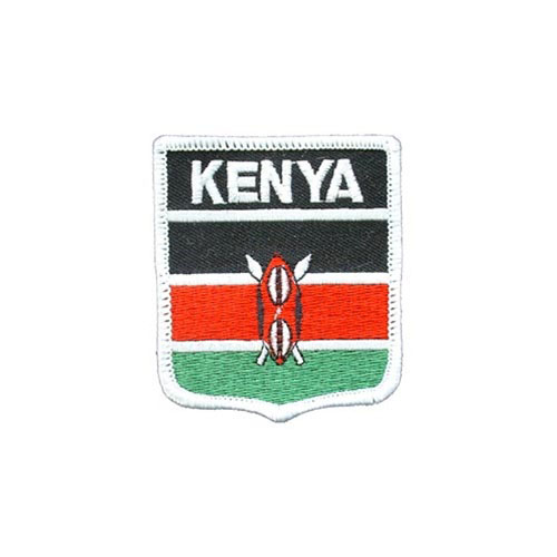 Patch-Kenya Shield
