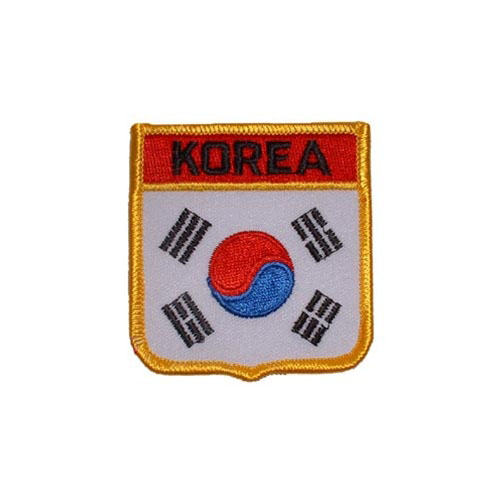 Patch-Korea Shield
