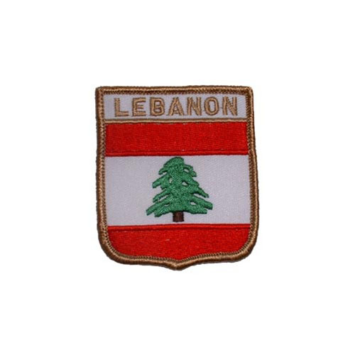 Patch-Lebanon Shield