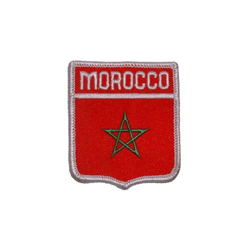 Patch-Morocco Shield
