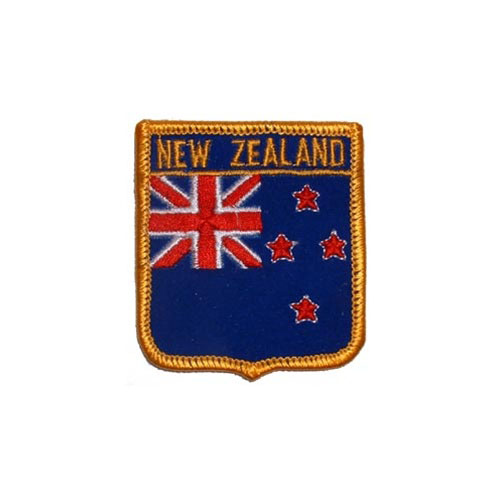 Patch-New Zealand Shield