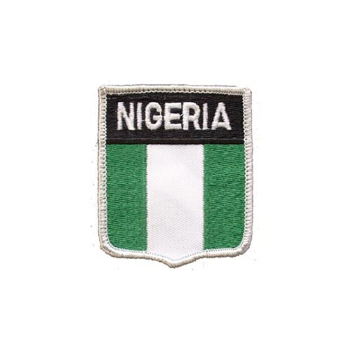 Patch-Nigeria Shield