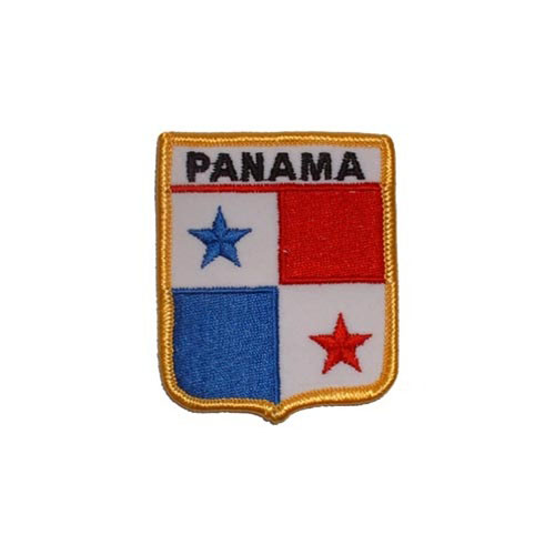 Patch-Panama Shield