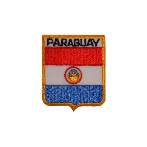 Patch-Paraguay Shield