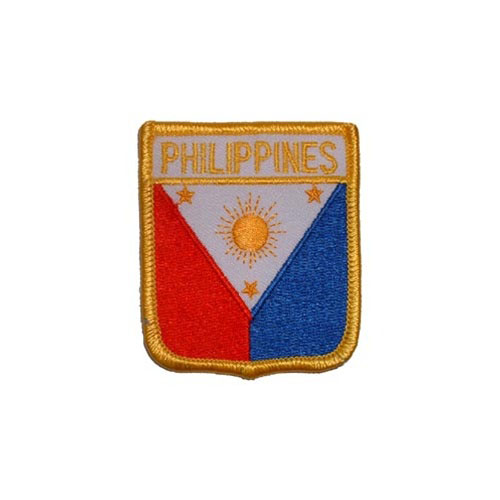 Patch-Philippines Shield