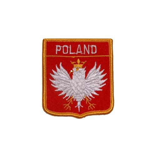 Patch-Poland Shield