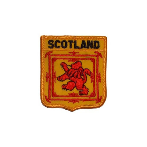 Patch-Scotland Shield