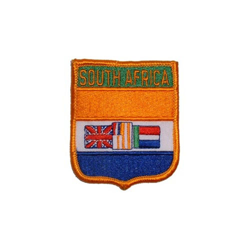 Patch-South Africa Shield