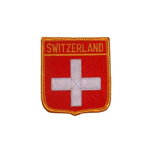 Patch-Switzerland Shield