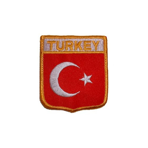 Patch-Turkey Shield