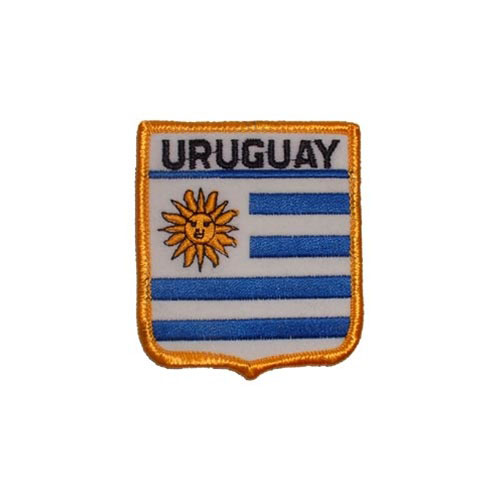 Patch-Uruguay Shield