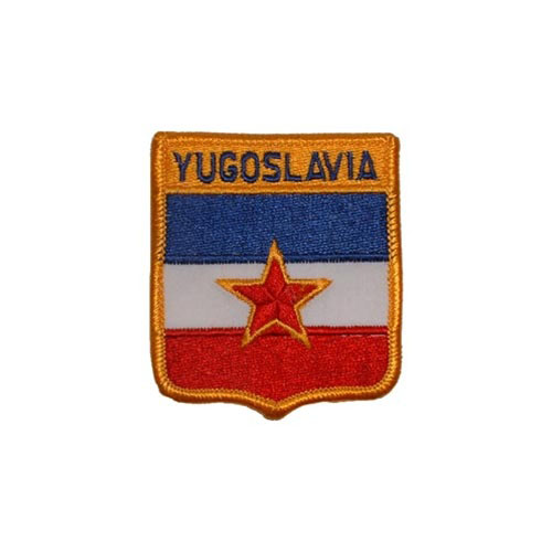 Patch-Yugoslavia Shield