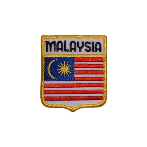 Patch-Malaysia Shield