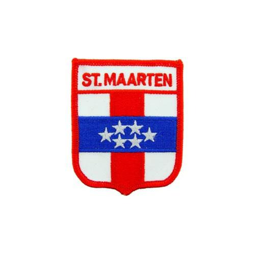 Patch-St.Maarten Shield