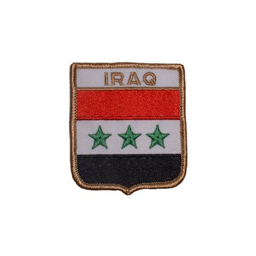 Patch-Iraq Shield