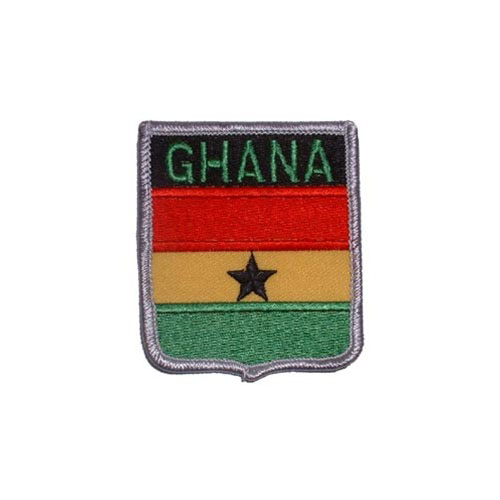 Patch-Ghana Shield