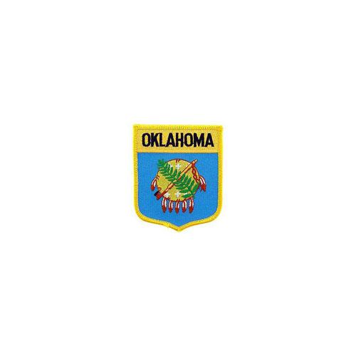 Patch Oklahoma Shield