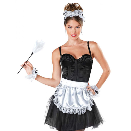 French Maid Costume Kit