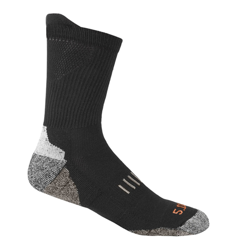 5.11 Tactical Black Year Round Crew Sock