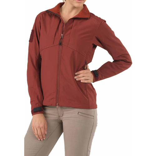 5.11 Tactical Womens Sierra Softshell Jacket
