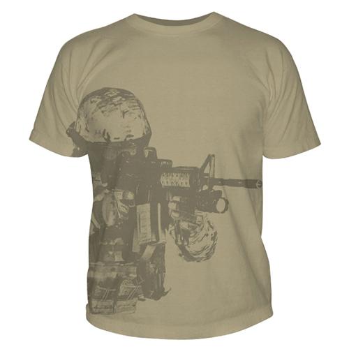 5.11 Tactical Watcher Logo T-Shirt