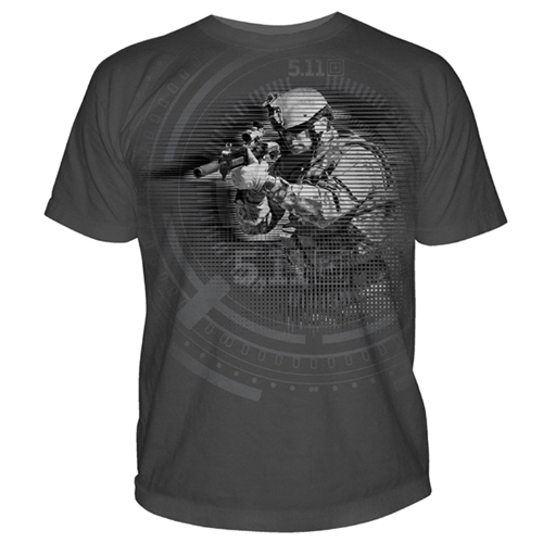 5.11 Tactical Night Vision Logo T-Shirt