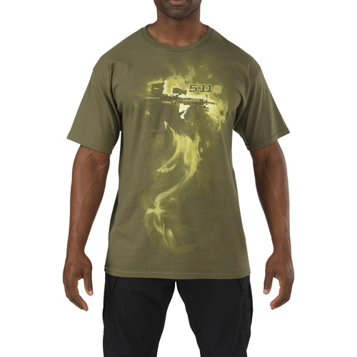 5.11 Tactical Smoke Em T-Shirt