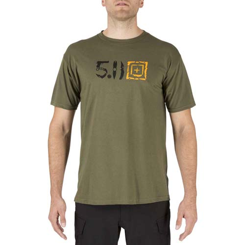 5.11 Tactical Knife Fight Tee