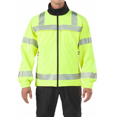 5.11 Tactical Reversible Hi-Vis Softshell Jacket
