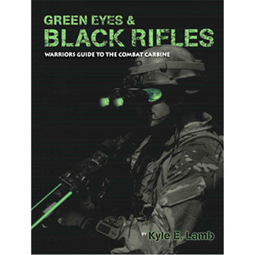 5.11 Tactical Green Eyes & Black Rifles