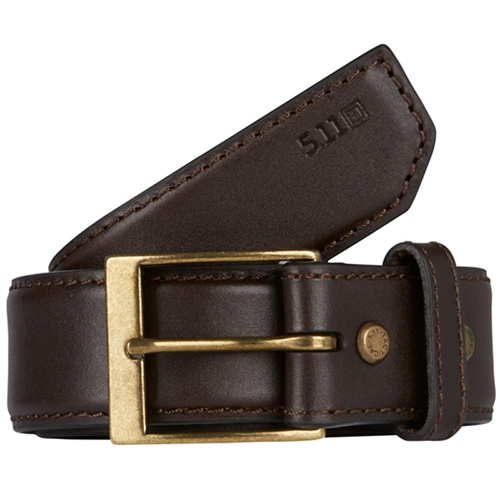5.11 Tactical 1.5 Inch Casual Leather Belt