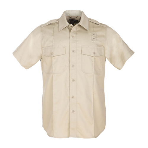5.11 Tactical Womens Twill PDU Class A Short Sleeve Shirt