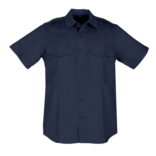 5.11 Tactical Womens Twill PDU Class B Short Sleeve Shirt