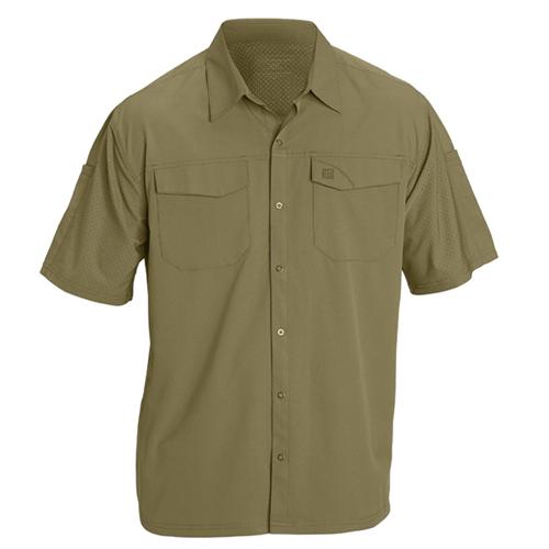 5.11 Tactical Freedom Flex Woven Short Sleeve Shirt