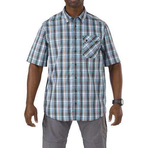 5.11 Tactical Single Flex Covert Short Sleeve Shirt