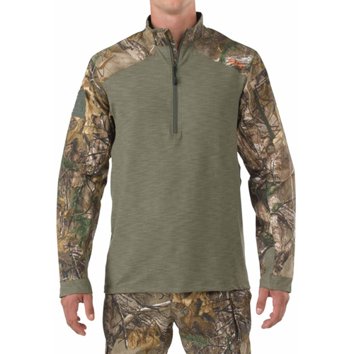 5.11 Tactical REALTREE Rapid Quarter Zip