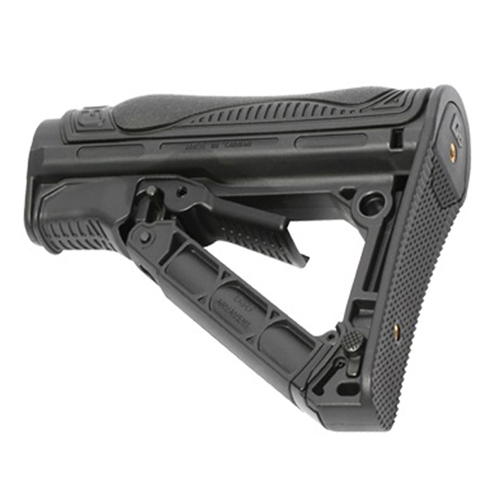 GOS-V1 Black Retractable Stock for G26 And M4 Series